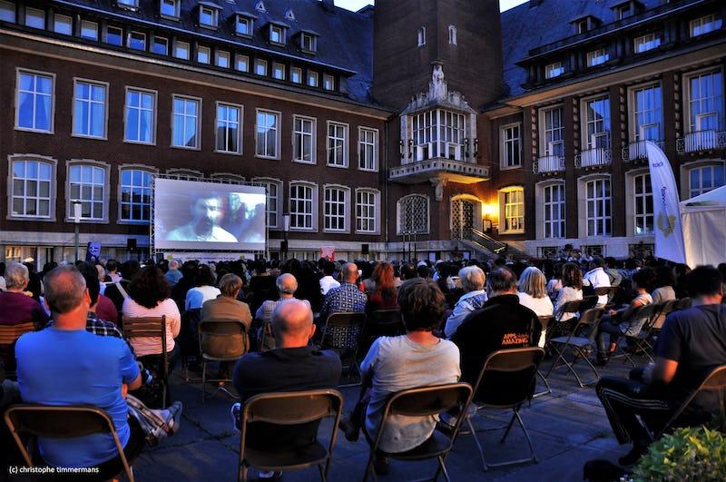 Bruxelles cinéma plein air - (c) Bruxelles fait son cinéma