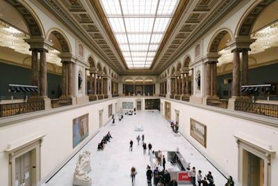 Musée des Beaux-arts (c) Julien Hayard