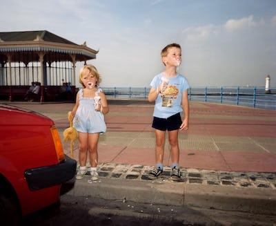 New Brighton, England, GB, 1985© Martin Parr/Magnum Photos