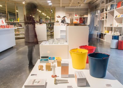 Shop Design Museum Brussels