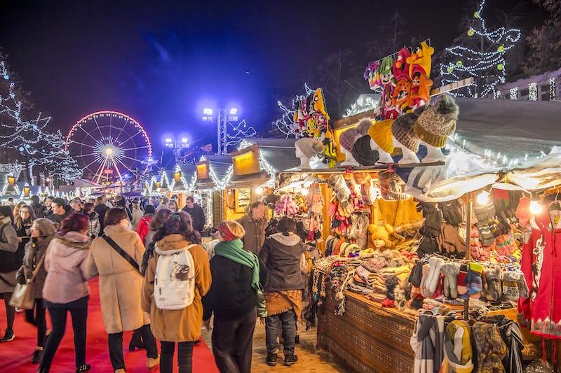 Bruxelles sous le signe de Noël : notre sélection de marchés