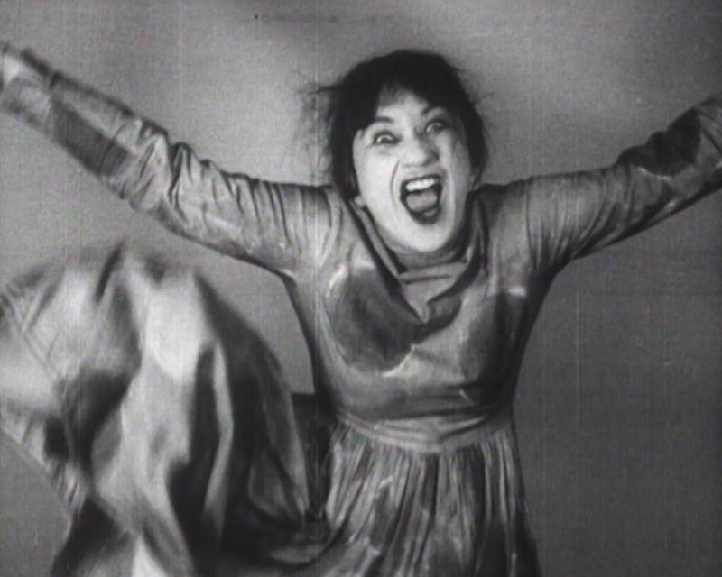 Valeska Gert, Tanzerische Pantomimen, 1925 © D.R. Centre national de la danse CND - Valeska Gert, Tanzerische Pantomimen, 1925  Cinémathèque de la danse, Pantin  © D.R. Centre national de la danse CND
